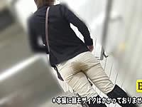 盗撮 悲惨大失態!! 駅のトイレうんこ漏らし