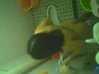 【百目さんの盗satuコレクション】美女の痴態に密着!洗面所で体を洗う!絶世の美女 Vol.06