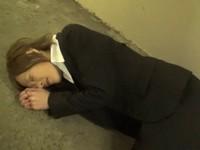 よっぱらいOLを道端で拾って介抱するつもりが・・・! 鈴木美鈴(22)