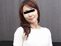 上品な美熟女の本性むき出し交尾 島咲友美(38)