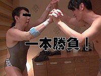 セックスと格闘技を愛する風俗嬢 華城咲(50)