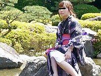 M気質で浮気性な浴衣妻に中出し 小坂麗子(29)