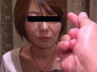 適当な催眠術で淫乱になる理由 江口美里(33)