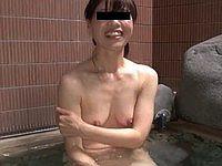 露出温泉不倫旅行 38 吉川裕子(40)