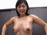 筋肉熟女帯 最上なみ(32)