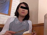 主婦を口説く 27 ~風俗経験がある熟女~ 楠木沙羅(35)