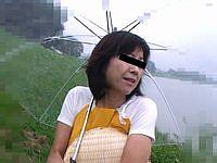 田舎の明るい農村熟女 三和久子(57)