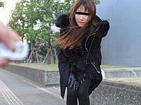 熟女の火遊び飛びっ子装着 ~ 寒空で震えるブルブルマンコ~ 恵美(42)