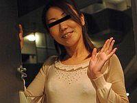 美熟女の陰毛剃って、アナルに中出し 島咲友美(38)