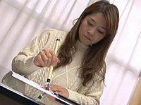 働く地方のお母さん ~書道の先生編~ 本条彩乃(42)