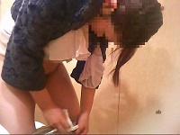 変態お兄さんの女子トイレ盗撮 Vol.018