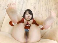 しんぴな娘たち 女性の足のうら
