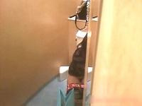 行列女子トイレ!鏡の中からボンジョルノ Vol.7